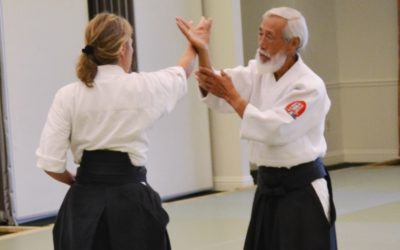 Aikido As A Martial Art Without Competition: