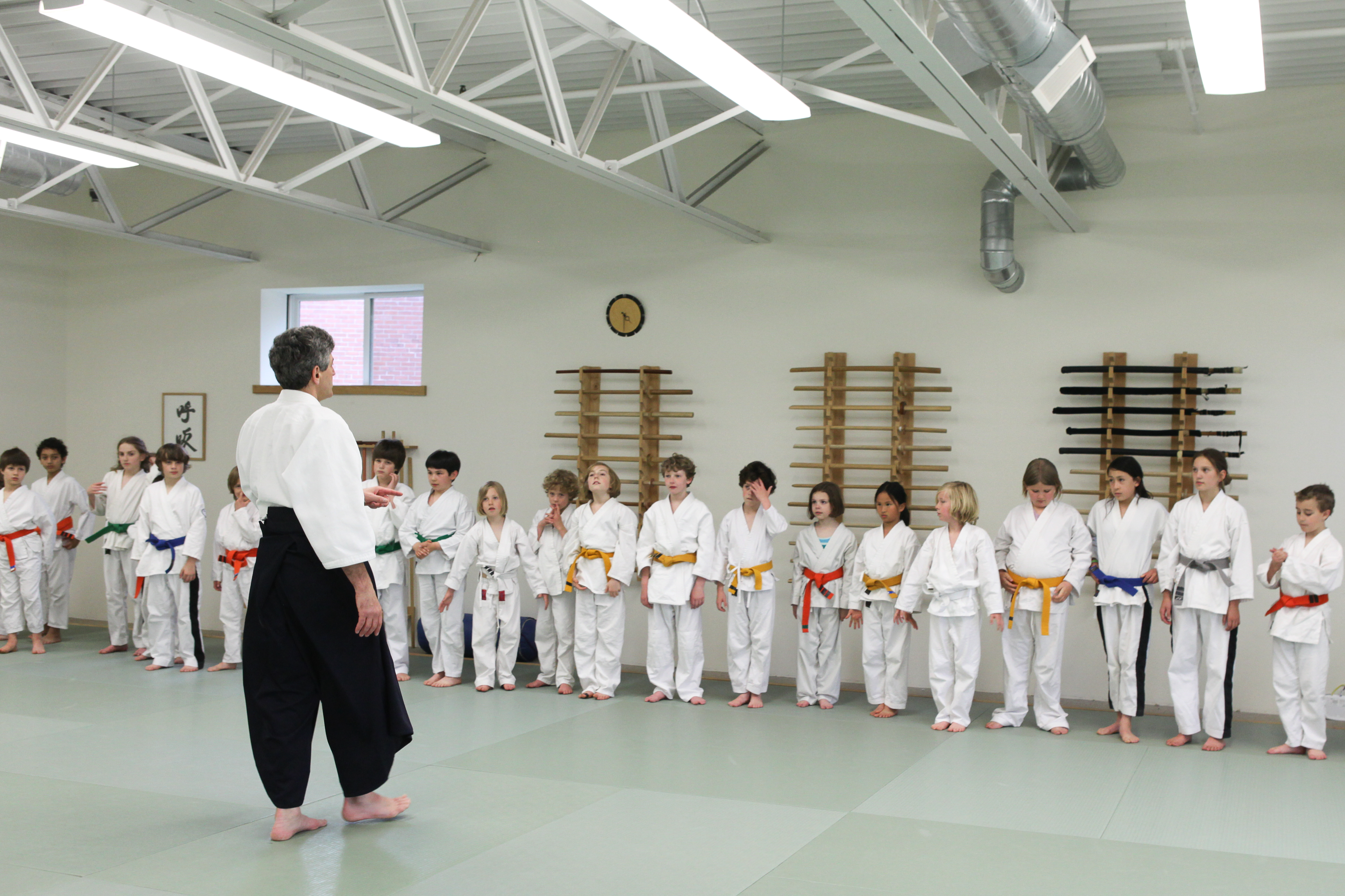 Youth Martial Arts Program Aikido Is Full Of Lessons To Last Lifetime